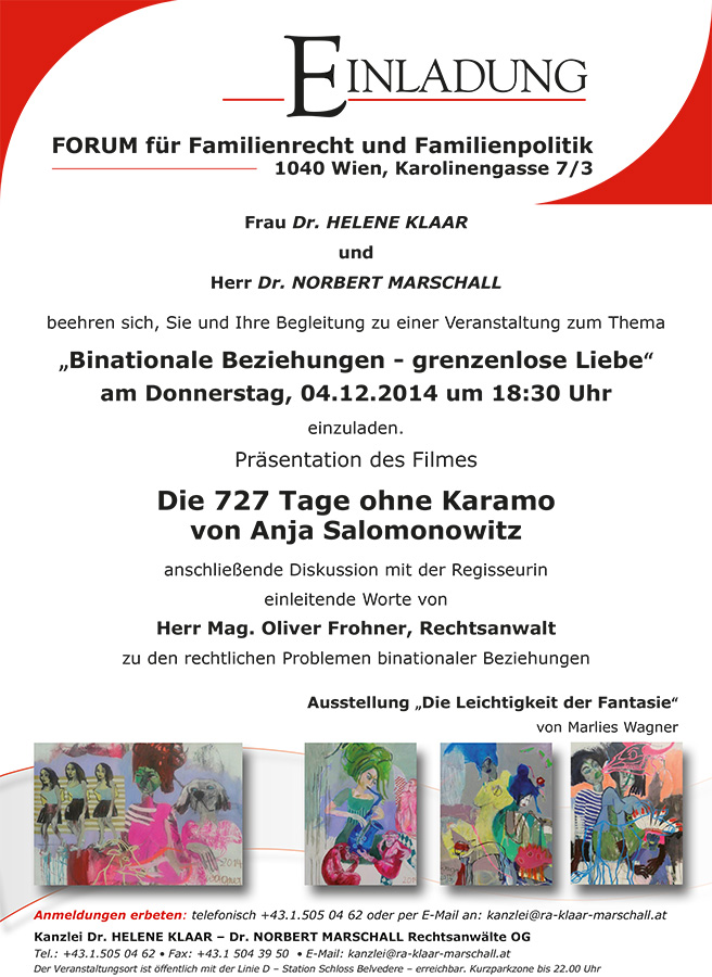 Binationale Beziehungen Forum